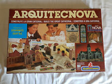 Mediterraneo Arquitecnova Build The Great Cathedral plaster casting model kit