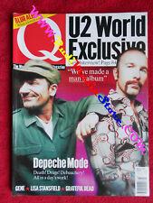 Q Magazine 126/1997 Depeche Mode U2 Lisa Stenfield Grateful Dead Gen No cd