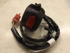 Sym Voyager GTS 125 right hand switch