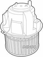Denso Cabine Ventilateur / Moteur Pour Ford Transit Boite 2.0 63KW