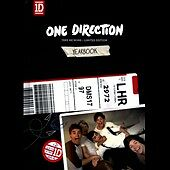 Take Me Home [Deluxe Yearbook Edition] by One Direction (UK) (CD, Nov-2012, Sony