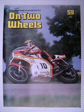 On Two Wheels -  Motorcycle Magazine Volume 4 - Issue No.59 - **FREE POSTAGE**
