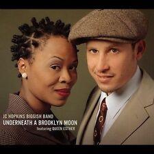 Underneath a Brooklyn Moon 2005 by JC Hopkins Biggish Band; Queen Est Ex-library