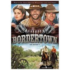 Bordertown: Season 1 (DVD, 2013, 2-Disc Set)