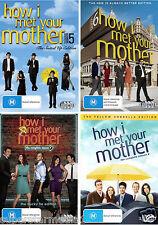 How I Met Your Mother : Seasons 5+6+7+8 : NEW DVD