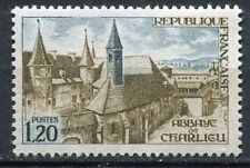 STAMP / TIMBRE FRANCE NEUF LUXE N° 1712 **  ABBAYE DE CHARLIEU