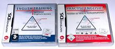 Practise English + English Training/DS juegos/completo