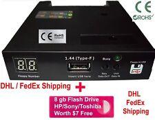 Floppy drive emulator converter 1.44 mb Yamaha, KORG + 8 gb