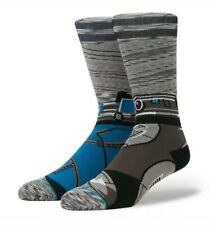 Stance Astromech Star Wars Socks Droid Android M545D17AST-GRY-Grey Large 9-12