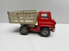 New ListingVintage - 1970 Louis Marx Pressed Steel Stake or Cattle Truck - Made in Japan