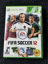 Xbox 360 Game Fifa Soccer 12