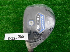 TaylorMade Sldr S 19* Left Hand 3 Rescue Hybrid Speeder 72 Regular Graphite New