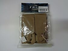 NEW Tac Force MOLLETAC Dual Magazine Mag Pouch Desert Tan S86082-TN MOLLE