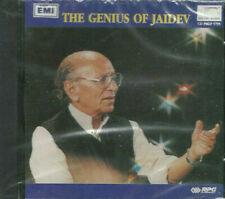 The Genius of JAIDEV CD EMI / RPG Made in ENGLAND * BOLLYWOOD * INDIAN *