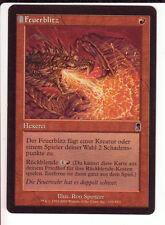4x Firebolt / Feuerblitz (Odyssey) Burn Flashback