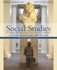 Social Studies for the Elementary and Middle Grades: A Constructivist Approach,