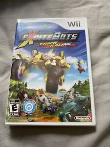 New Sealed Excitebots Trick Racing NTSC Nintendo Wii