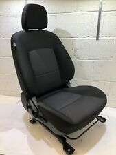 MITSUBISHI LANCER 2009 FRONT FABRIC SEAT  RIGHT DRIVERS OFF SIDE    2007...