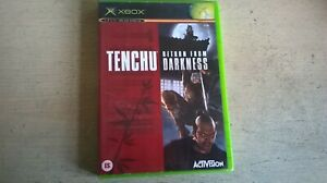 TENCHU : RETURN FROM DARKNESS - XBOX GAME - FAST POST - ORIGINAL & COMPLETE