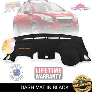 DASH MAT HOLDEN TRAX TJ LS LTZ LT 9/2013-2016  DM1331 BLACK or CHARC