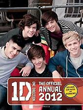 One Direction: The Official Annual 2012 (Annuals 2012), VARIOUS, Used; Good Book