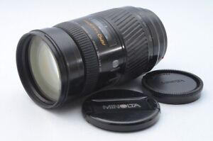 MINOLTA AF APO TELE ZOOM 100-400mm F/4.5-6.7 From Japan 118511