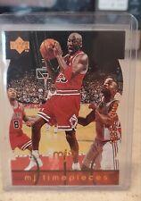 Upper Deck mjx mj timepieces Bronze 1988/230 - #92 Michael Jordan, Chicago Bulls