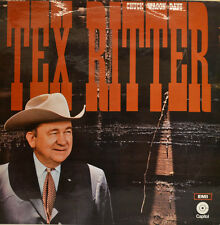 TEX RITTER - CHUCK RANCHERA DAYS - EMI / CAPITOL RECORDS ST. 21532 (X274)