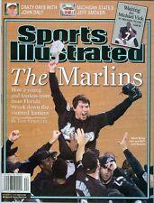 2003 Sports Illustrated Magazine Josh Beckett Marlins World Series No Mail Label
