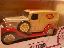1932 Ford Panel Super Value 1st Edition Vintage Diecast Ertl # 9663 NOS MIB