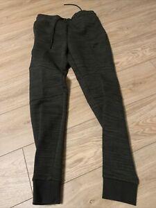 Nike Tech Fleece Pants Joggers Men's Sz Small Green