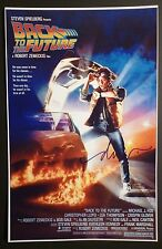 DREW STRUZAN Authentic Hand-Signed BACK TO THE FUTURE 11x17 Photo (PROOF)