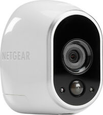 NETGEAR - Arlo Smart Home Add-On Indoor/Outdoor Wireless High-Definition Secu...