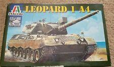 Italeri Leopard A1 Model Tank