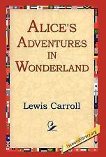 Alice's Adventures in Wonderland-ExLibrary
