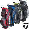 TAYLORMADE PRO 6.0 SERIES 14 WAY DIVIDER GOLF CART TROLLEY BAG -NEW FOR 2019 !!!