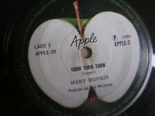 MARY HOPKIN ..RARE 45 TOURS APPLE   MADE IN BRESIL