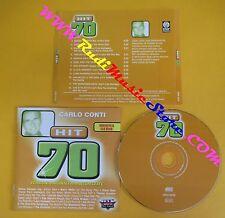 CD CARLO CONTI HIT 70 PROMO compilation 2003 DONNA SUMMER ROD STWAERT (C39)