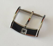Zenith   16mm    genuine    Stainless Steel buckle  complete     Unused