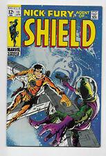 Nick Fury Agent of SHIELD #11 Marvel Comics 1969 W: Friedrich A: Frank Springer