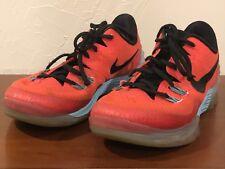 Nike Kobe Venomenom V5 Mens 8 Crimson Red & Blue Basketball Shoes 749884-604