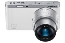 Samsung NX Mini Camera White 9-27mm Lens Kit