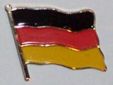Germany Deutsch Country Flag Enamel Pin Badge