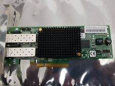 Dual Port 8GFC Fibre Channel PCI-e x8 IBM 00E0806 Emulex LPE12002