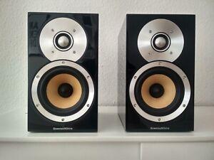++ Exzellente B&W CM1 High-End-Lautsprecher | + Abdeckungen | + Rechnung ++