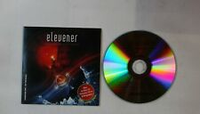 Elevener When Kaleidoscopes Collide Sweden Adv Cardcover CD 2008 Hardrock AOR