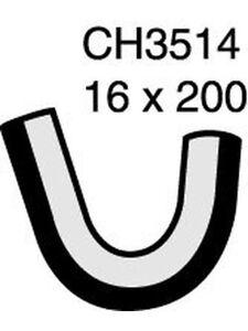 Mackay Bypass Hose For Nissan Pintara Fwd 2.0L 1989-92 2130713E00 (CH3514)