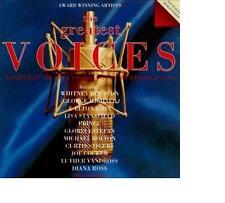 Greatest Voices / Whitney Houston Diana Ross Elton John Michael Bolton Prince
