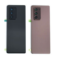 For Samsung Galaxy Z Fold 2 Back Cover + Back Camera Lens Glass Replacement Part