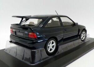 Ford Escort Cosworth - Petrol Blue 1/18 scale Model Car, Norev